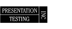 Presentation Testing logo